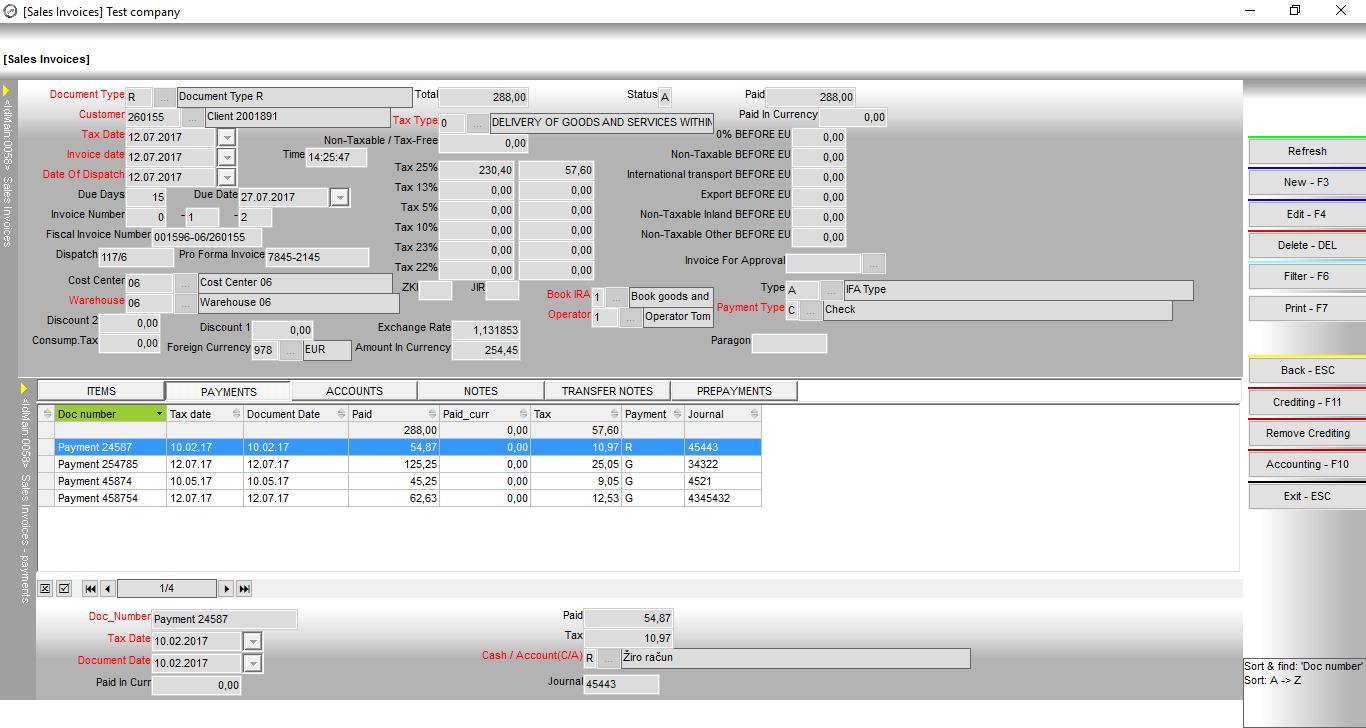 Virtual Forms Demo - UserForm Excel